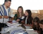 Bat Mitzva atop Masada